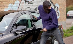 does car insurance cover stolen car